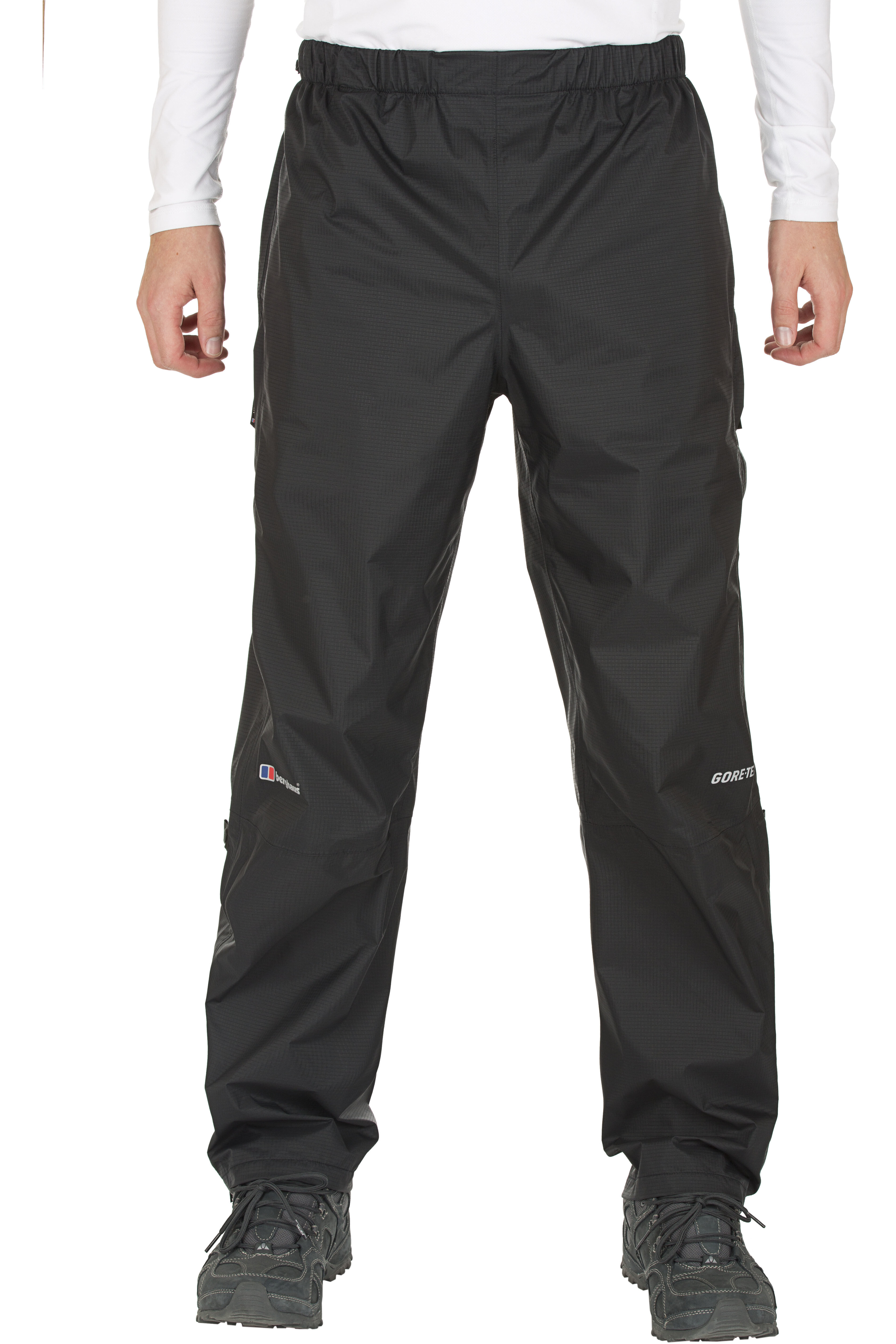 Berghaus Men's Deluge Overtrousers - YouTube